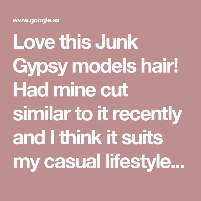 134 Best I Love That Junk Images On Pinterest: Best 25+ Gypsy Hairstyles Ideas On Pinterest