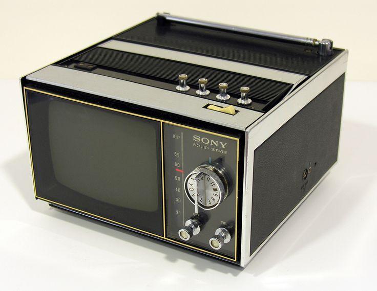 sony tv radio. sony tv, tv radio, sets, vintage robot sketch, portable kentucky, electronics, televisions radio