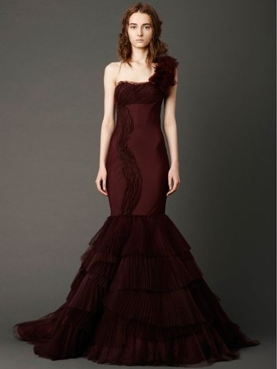 123 best Designers-Vera Wang images on Pinterest | High fashion ...