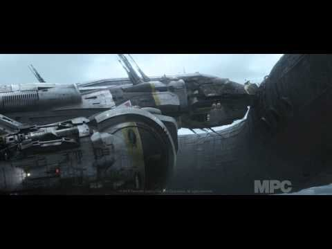 MPC Prometheus VFX breakdown!