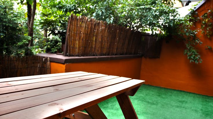 Taras    http://www.rainbowapartments.pl/apartament-pomaranczowy/