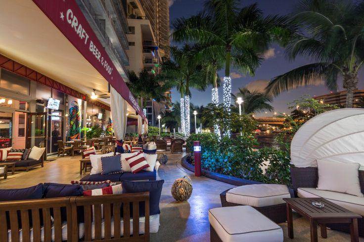Restaurant & Sports Bar in Brickell Miami Brickell