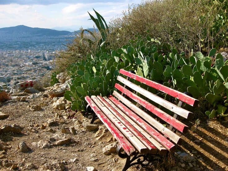 lycabettus hill, athens greece - the view!!!