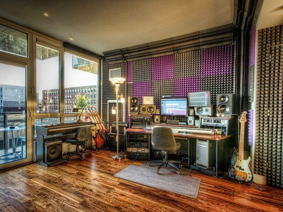 17 Best ideas about Home Recording Studio Setup on