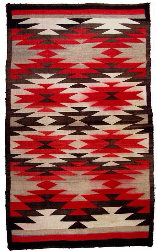 Native American Navajo Weaving piece ...XoXo