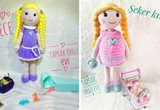 Amigurumi örgü bebek ve oyuncaklar – 10marifet.org