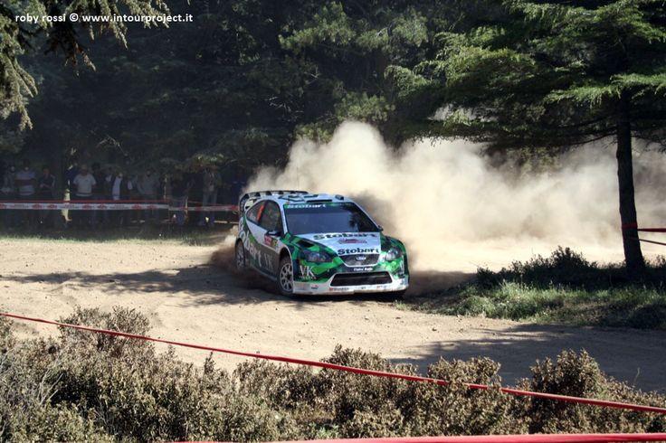 Wilson - WRC Rally Costa Smeralda 2007 - foto di Roby Rossi http://www.intourproject.it/it/in_photo/il_significato_delle_immmagini_nella_comunicazione_cat_11.htm