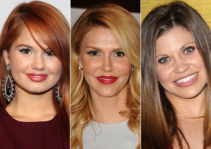 "Danielle Fishel, Brandi Glanville, Debby Ryan joined OK!'s Google+ Hangout.  See what Danielle Fishel had to say about her beauty routine.  ""To get my skin under control, I turn to SkinCeuticals and still uses it every morning and every night."" #celebrity #boymeetsworld #topanga #skinceuticals #skin #beatuy"