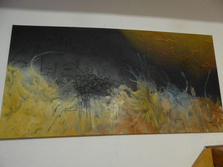"""Vernisáž obrazů Anny Zviebel: """"The Beginning"""""""
