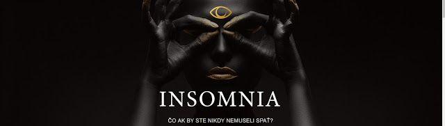 Book,thought,dream: Insomnia: Vladimíra Šebová