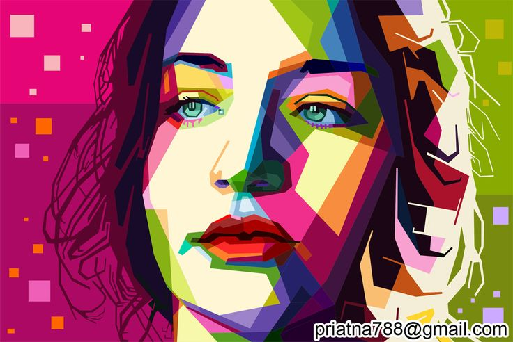 wpap more info and order priatna788@gmail.com pinbb 54FD2723 #wpap #pop #art #illustration #vector #potrait #beautiful #girl #women