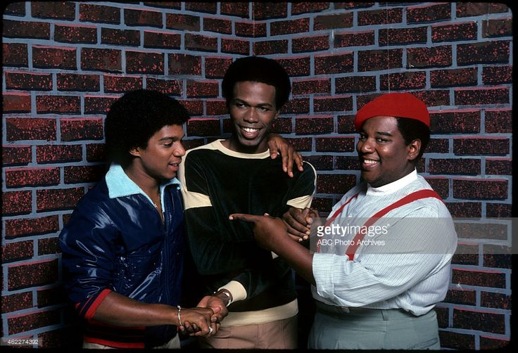 """""""What's Happening"""", Haywood Nelson, Ernest Thomas and Fred Berry, August 29, 1978."""