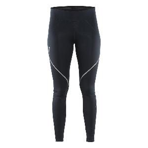 Craft 2017/18 Women's Cover Thermal Run Tights - 1904324 from BikeSomeWhere.com - Soft thermal tights with brushed inside, ergonomic fit and 360 degrees visi