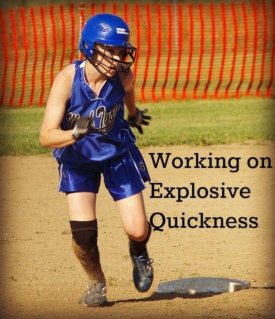 girls softball speed