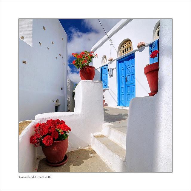 Volax, Tinos island, Greece