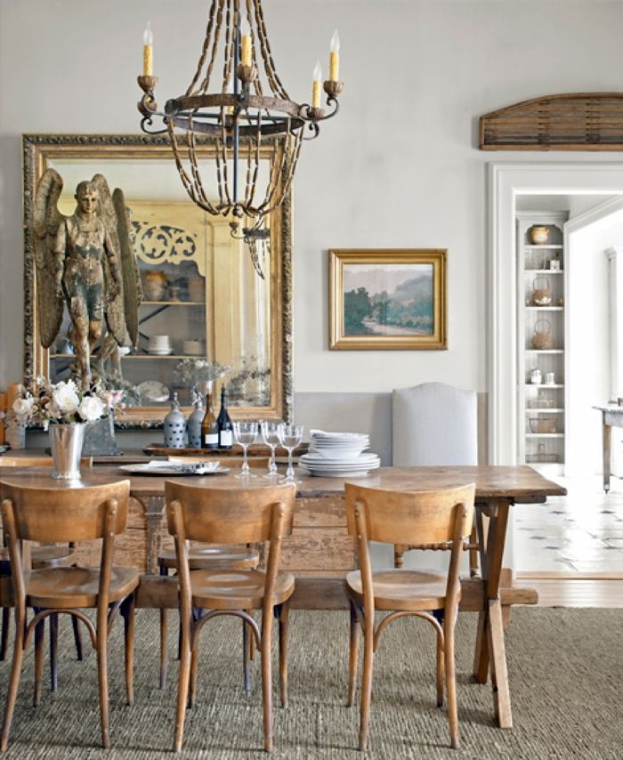 best country french dining rooms images - ltrevents