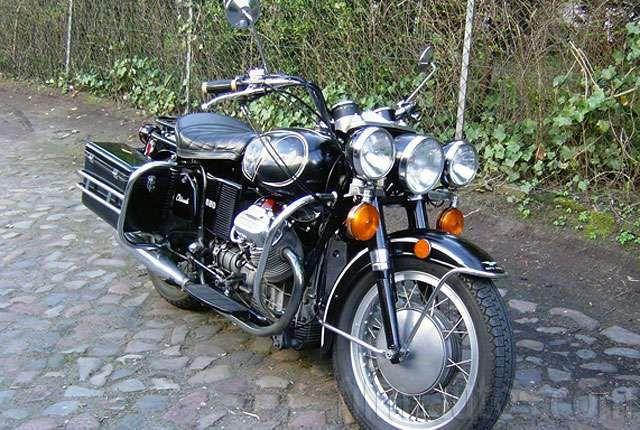 Moto Guzzi V Oldtimer Te Koop