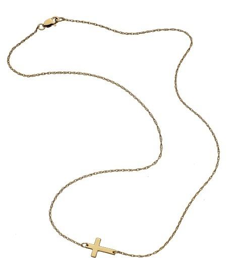 Jennifer Zeuner Jewelry/ Cross my-style jewellery