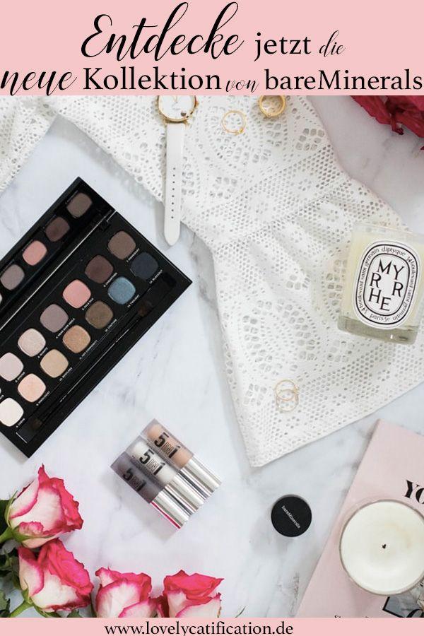 Entdecke jetzt die neue BareMinerals Kollektion. Perfekte Lidschattenprimer mit Lichtschutzfaktor! Jetzt lesen auf Lovelycatification.de #bareminerals #lidschatten #lidschattenprimer #primer #makeup #beauty #beautyblogger