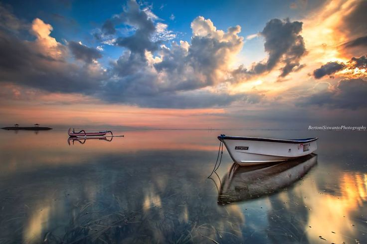 SELECTION OF THE DAY by #Expo #FineArt #Photography Morning Dimension Bali , Republic Indonesia Photo © Bertoni Siswanto #Landscape
