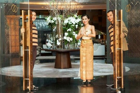 "Essense of ""Plaisir"", one of the Sofitel values… Create a harmonious balance between the pleasure of feeling at home and the exquisite feeling of being elsewehere… Welcome to Sofitel Bangkok Sukhumvit! http://www.sofitel-bangkok-sukhumvit.com  #Sofitel #Sofitelbkksukhumvit #Welcome #pinoftheday"