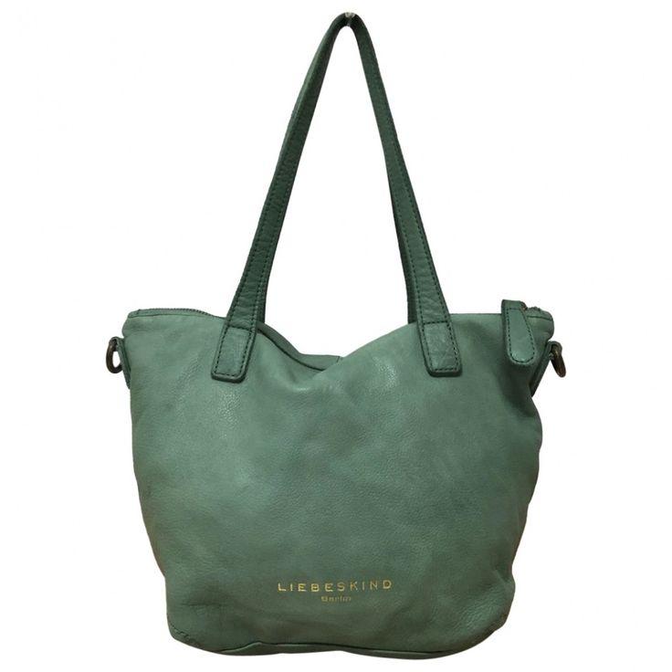 Green Shopper Bag | Liebeskind | Catchys