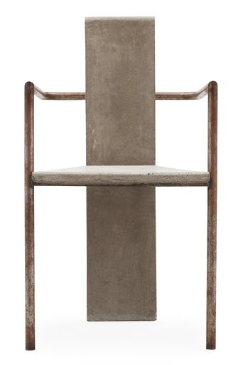 Jonas Bohlin, 'Concrete' Chair, Designed in 1981 on Paddle8