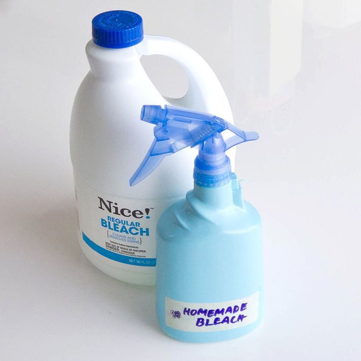 Homemade Bleach vs. Real Bleach | POPSUGAR Smart Living