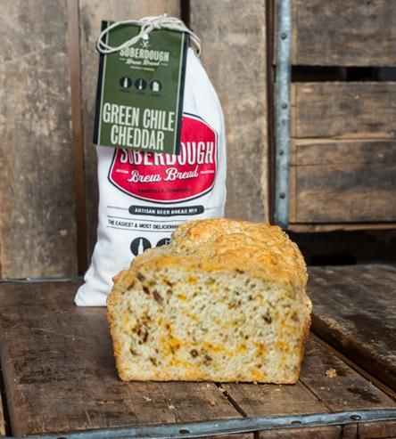 Green Chile Cheddar Beer Bread Mix - 2 Pack | Food & Drink Cooking & Do-It-Yourself | Soberdough | Scoutmob Shoppe | Product Detail