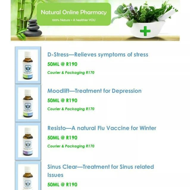 For orders call 0833600439 or visit www.facebook.com/naturalonlinepharmacy