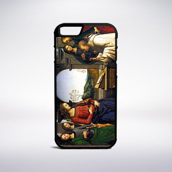 Pietro Perugino - The Virgin Appearing To Saint Bernard Phone Case – Muse Phone Cases