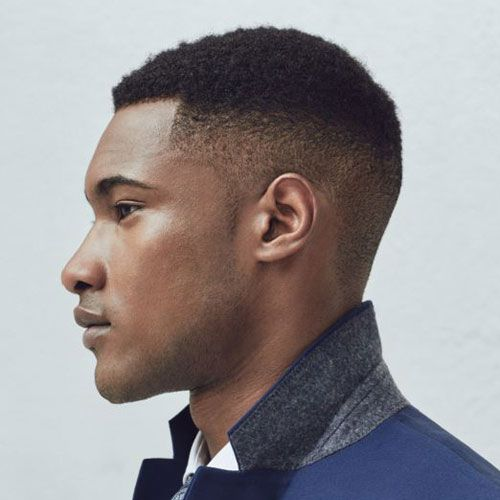 Taper Fade Haircut For Black Men