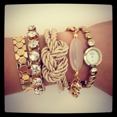 golden rope love   # Pin++ for Pinterest #