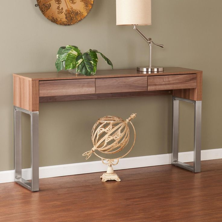 Barnes Console Table Reduced To £220 From World Stores.co.uk. Could