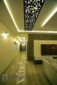 Image result for wooden texture false ceiling designs for living room