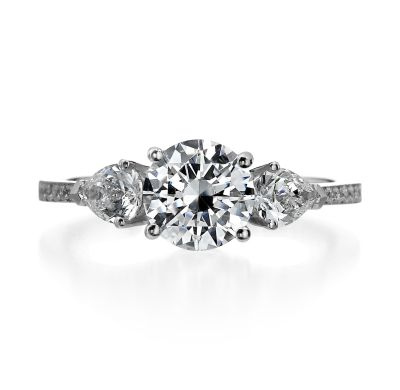 Michael C Fina Engagement Rings