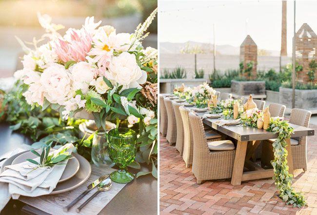 Elegant and romantic wedding inspiration