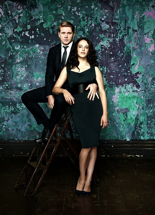 Jessica Brown Findlay & Allen Leech. Love them as a couple on the show. R.I.P. Lady Sybil