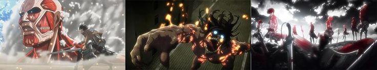 Shingeki no Kyojin (Attack on Titan) VOSTFR | Animes-Mangas-DDL