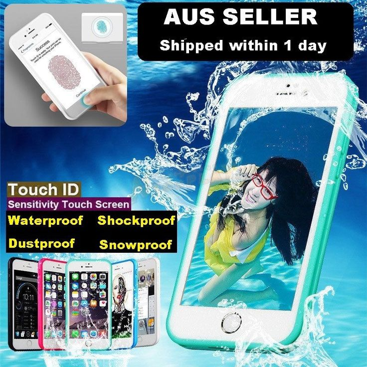 WATERPROOF SHOCKPROOF DIRTPROOF Thin Case Cover For iPhone 7 Plus 6s 5,5s
