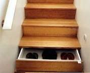 My dad did this years ago only the top of the step lifted for storage underneath
