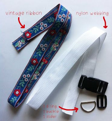 artisan des arts: DIY Dog Collar Tutorial