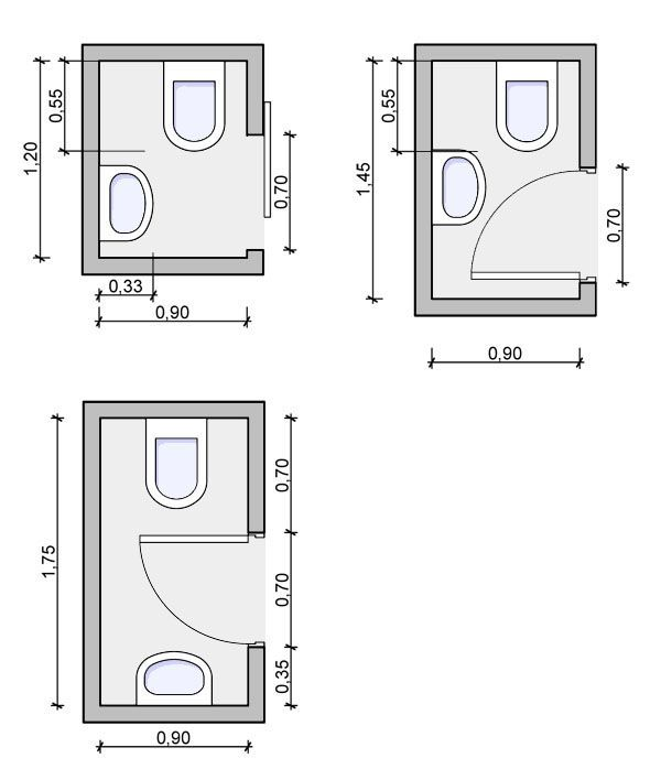 Half Bath Floorplan Powder Room Floorplan Bathroomdiy Tiny