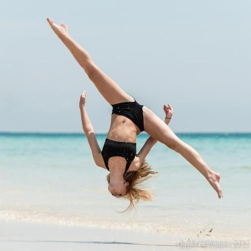I would give anything for one day to be able to be like my old self, flipping and leaping everywhere. #dance #gymnastics