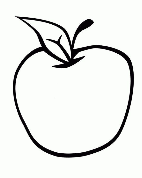 Free Apple Coloring Pages Apple Clipart Coloring Apple Coloring Pages Tree Coloring Page Flower Coloring Pages