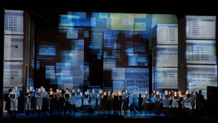Internet Chat Rooms Take Center Stage in 'Two Boys' Opera