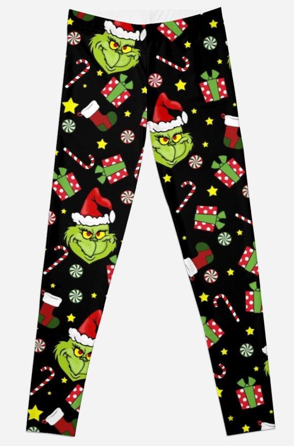 d37137b7684211 Buy 'Grinch pattern' by ValentinaHramov as a Graphic T-Shirt, Women's  Chiffon Top, Contrast Tank, Graphic T-Shirt Dress, A-Line Dress, Sticker,  iPhone Case, ...