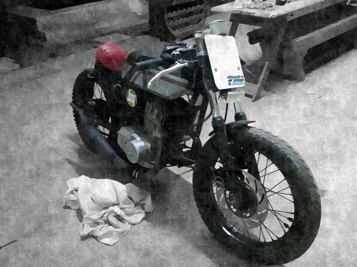 Jawa 350 argentina