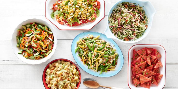 19 Sensational Side Dishes to Make for Your Next Summer Party  - CountryLiving.com