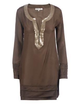 blusas y vestidos modernos